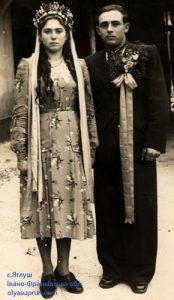 Старі весільні фото