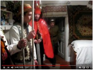 Різдво в с.Яглуш (міні-фільм)