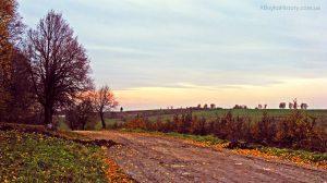 Осінь в селі Яглуш
