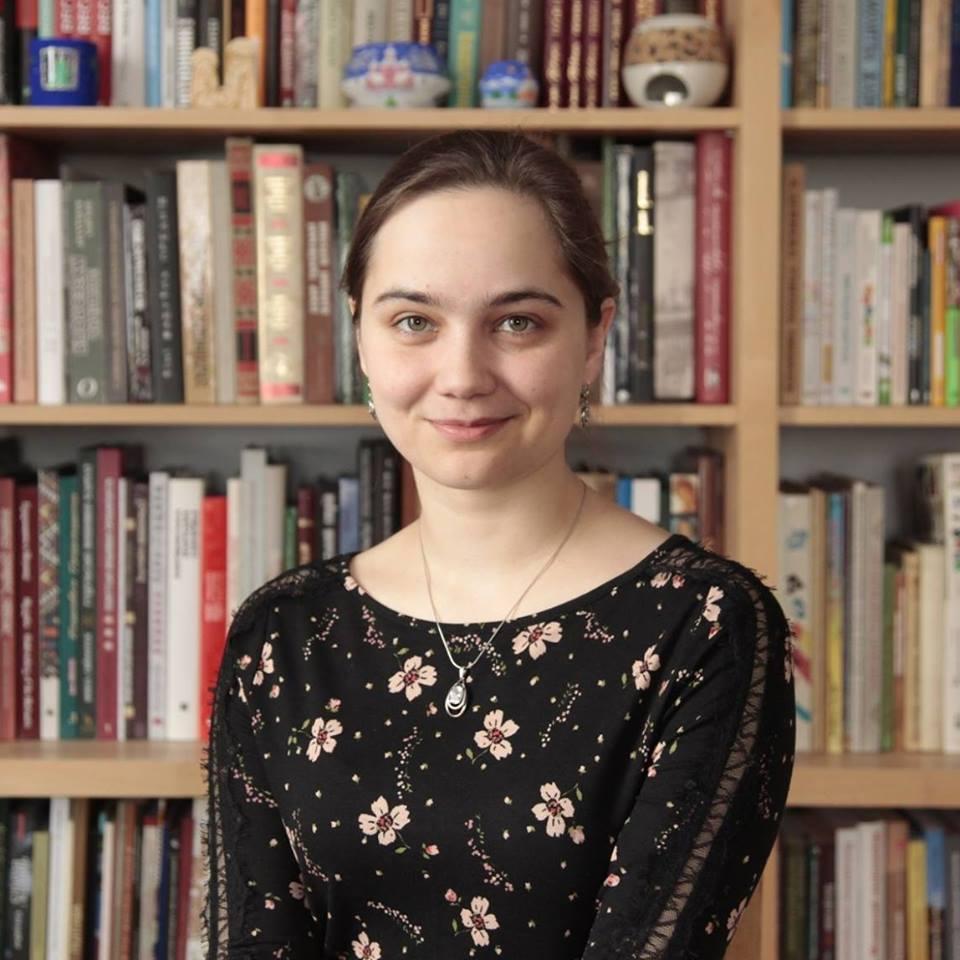 Людмила Дмитрук